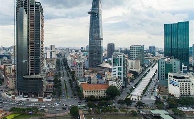 TP.HCM là một trong những thị trường văn phòng phải chăng nhất châu Á