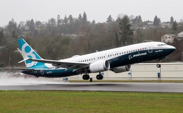 Trung Quốc yêu cầu dừng khai thác dòng máy bay Boeing 737 Max 8