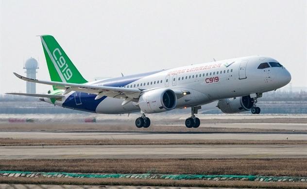 Rắc rối của Boeing là cơ hội của máy bay Made-in-China