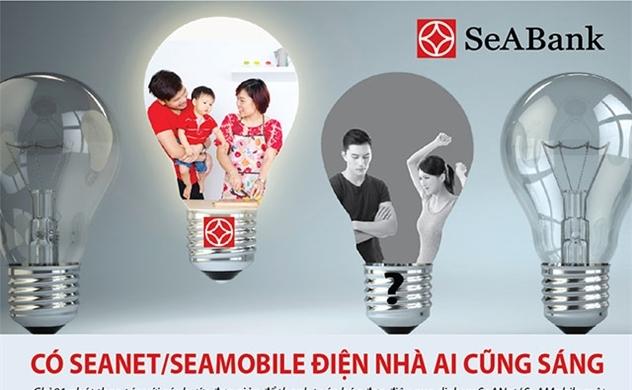 SeABank mở rộng phạm vi thanh toán hóa đơn điện cho khách hàng trên toàn quốc