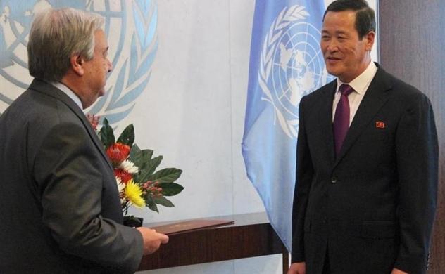 Triều Tiên triệu hồi đại sứ tại Trung Quốc và Liên Hợp Quốc giữa những bất đồng với Mỹ