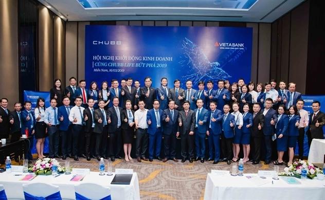 Chubb Life Việt Nam và VietABank tổ chức hội nghị kinh doanh 2019