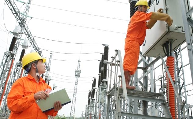 Giá điện tăng 8,36% từ 20.3
