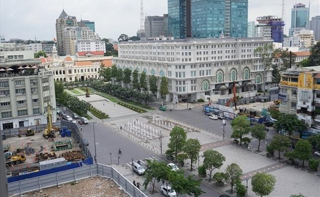 Trung tâm thương mại thu hút khách thuê ngoài ngành