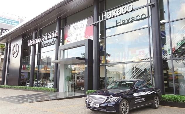 Haxaco đang đàm phán để trở thành nhà phân phối xe Vinfast