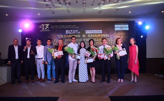 Lễ kỉ niệm 17 năm thành lập CLB Doanh nhân 2030