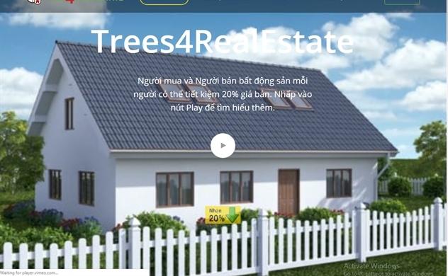 Đầu tư thông minh với Trees4RealEstate