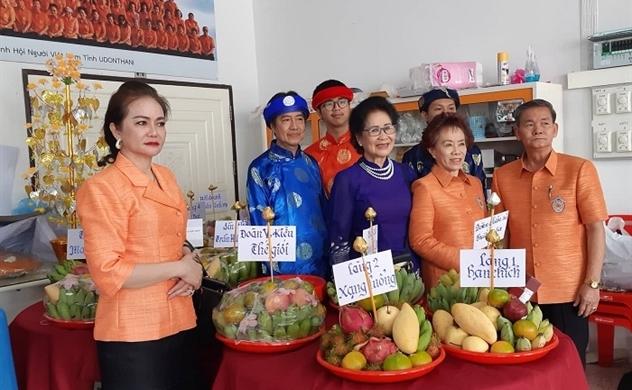 Ngày Quốc Tổ Việt Nam toàn cầu tại Thái Lan