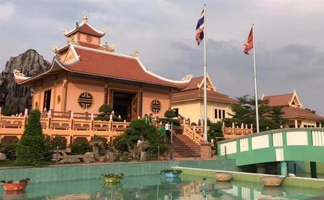 Kiều bào thăm các khu di tích Chủ tịch Hồ Chí Minh ở Thái Lan