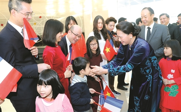 Người Việt bốn phương (số 627)