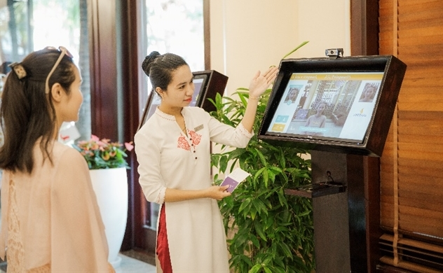VinPearl ứng dụng công nghệ nhận diện gương mặt vào dịch vụ