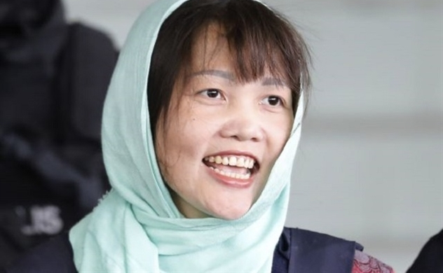 Đoàn Thị Hương chính thức được trả tự do và sẽ về Việt Nam