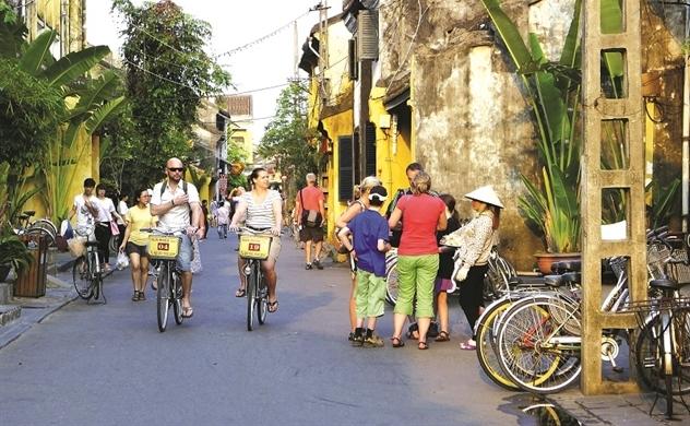 Xe đạp công cộng: Dễ đạp, khó đi