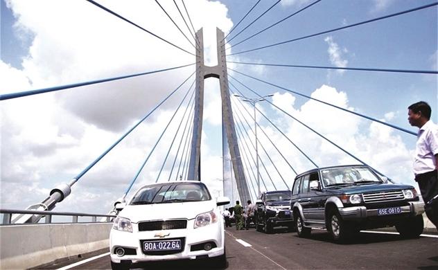 Miền Nam chờ cú hích hạ tầng