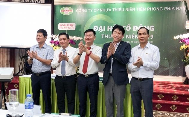 Tiền Phong Nam đặt mục tiêu doanh thu 1.350 tỷ đồng năm 2019