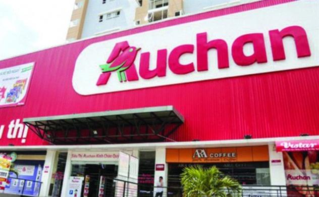 Vì sao Auchan không thành công tại Việt Nam?