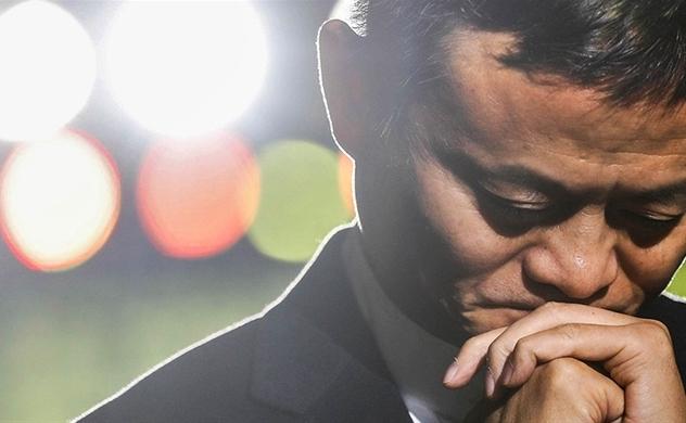 Alibaba tìm hướng đi mới thời hậu Jack Ma