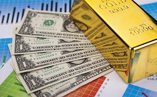 Ngoại hối hôm nay 24/5: Vàng đô cùng tăng