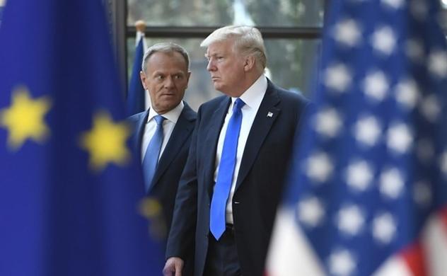 Thương chiến của Trump: Mặt trận châu Âu đang dần nóng lên?