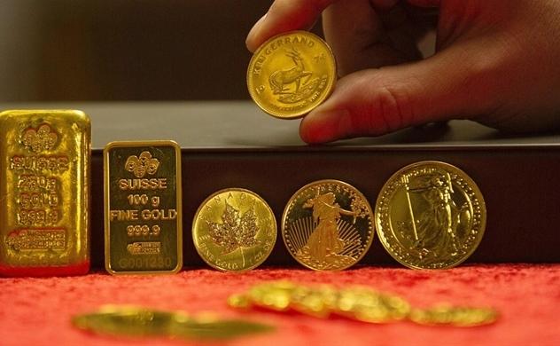 Giá vàng hôm nay 31/5: Vàng thế giới tăng mạnh