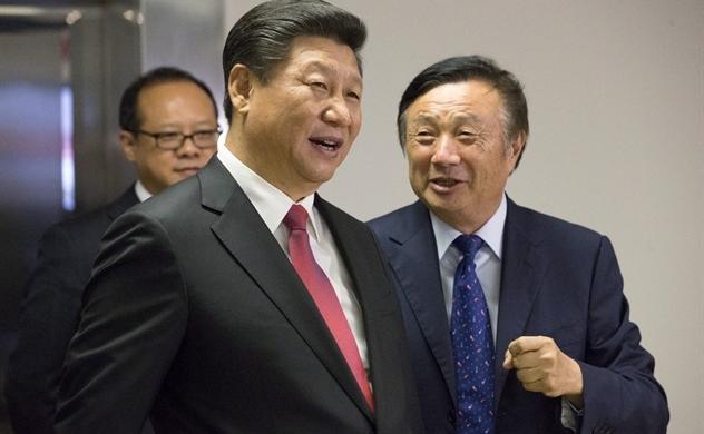 Trung Quốc sẽ trừng phạt các công ty công nghệ nghỉ chơi với Huawei?