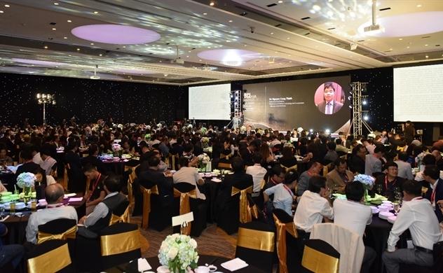 BCI Asia vinh danh 10 Công ty Thiết kế và Chủ đầu tư hàng đầu Việt Nam
