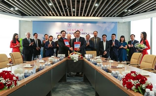 Coteccons ký hợp tác với Tập đoàn Tuần Châu