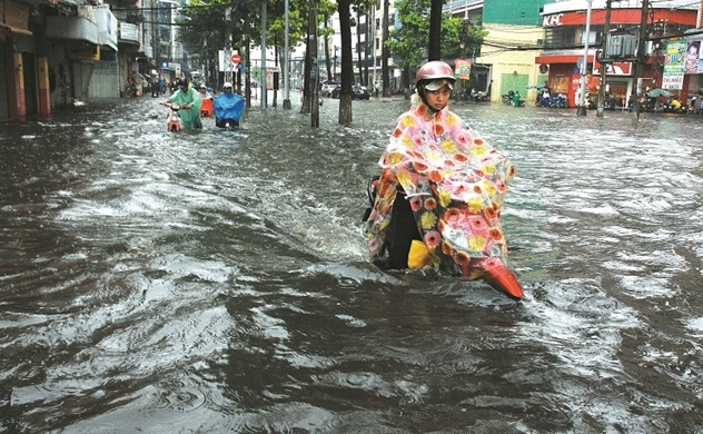 Khủng hoảng nước cận kề