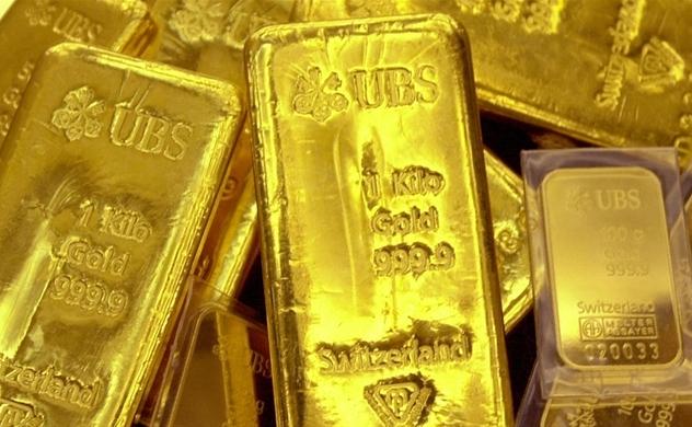 Giá vàng hôm nay 12/6: Đà tăng của giá vàng thế giới chững lại