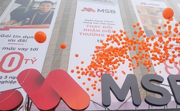 MSB đạt chuẩn Basel II trước thời hạn