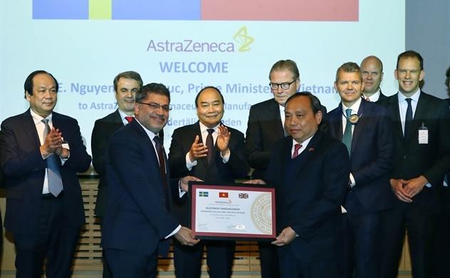 AstraZeneca đầu tư 5.000 tỉ đồng: Cú hích lớn trong lĩnh vực y tế Việt Nam