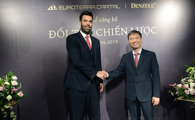 Denzell Việt Nam và Euroterra Capital  hợp tác chiến lược