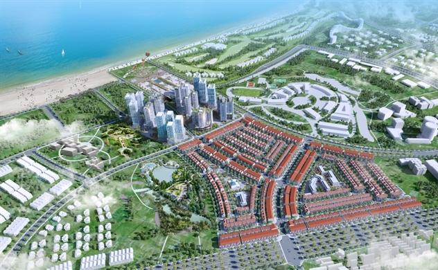 Tiềm năng phát triển bất động sản ven biển ở Quy Nhơn