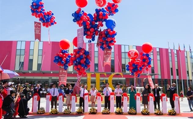 Khánh thành Thành phố Giáo dục Quốc tế IEC Quảng Ngãi