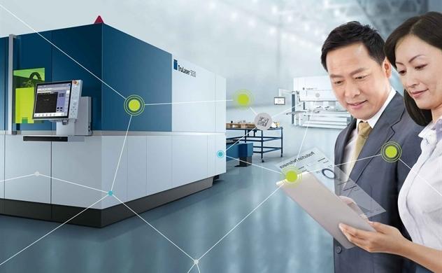 TRUMPF Việt Nam giới thiệu giải pháp kết nối cho việc kiểm soát và giám sát sản xuất