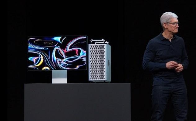 Mặc thương chiến, Apple chuyển sản xuất Mac Pro sang Trung Quốc