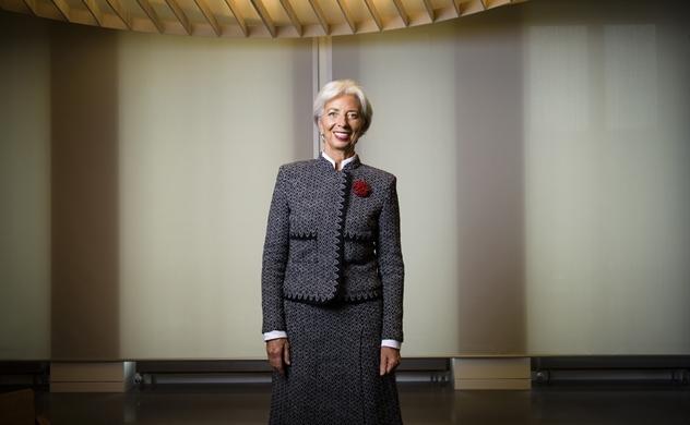 Bà Christine Lagarde được đề cử làm chủ tịch Ngân hàng Trung ương Châu Âu