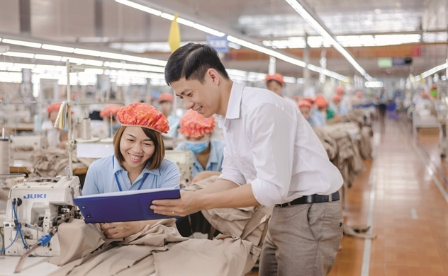 Top 50 2019: Công ty Cổ phần  May Sông Hồng