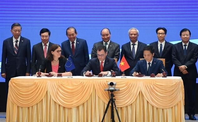 CNBC: Hiệp định EVFTA là một thắng lợi lớn cho Việt Nam
