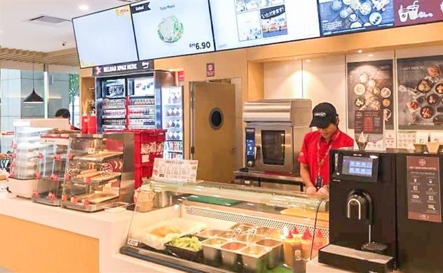Cửa hàng tiện lợi ở Đông Nam Á tăng cường bán thực phẩm tươi để hút khách