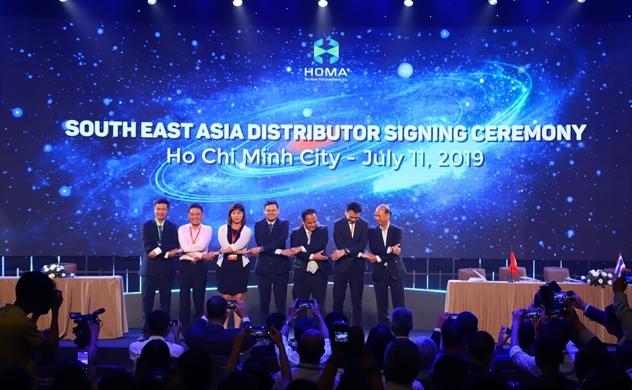 Homa Techs ra mắt dòng sản phẩm IoT Hub kết  nối đa giao thức