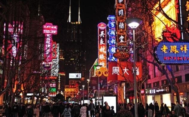 Sôi động nền kinh tế ban đêm tại nhiều thành phố Trung Quốc