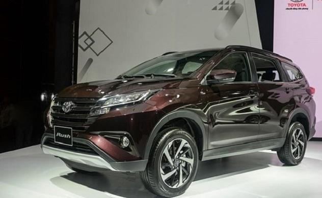 Toyota Việt Nam triệu hồi gần 1.600 xe Toyota Rush