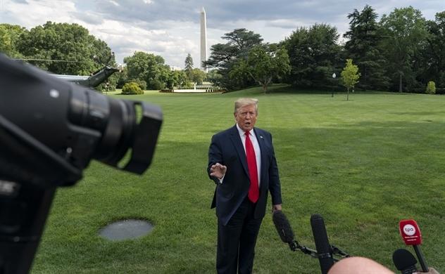 Trump: Trung Quốc có thể sẽ hoãn ký thỏa thuận tới sau bầu cử Mỹ 2020