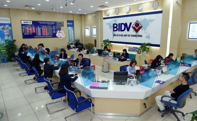 Vì sao lợi nhuận của BIDV trong quý II đi lùi?