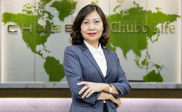 Bà Nguyễn Thị Mai - Phó Tổng Giám Đốc Chubb Life Việt Nam: Cùng nhau để tiến xa hơn