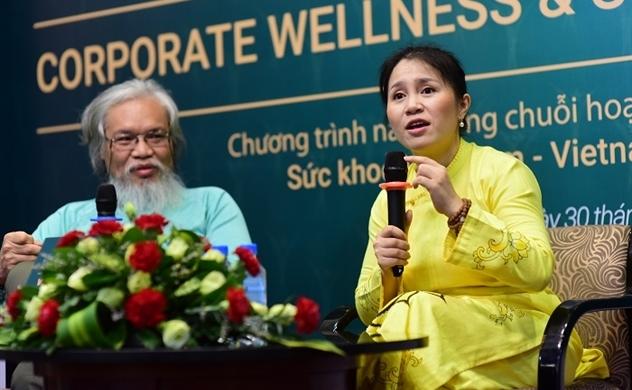 """Talkshow """"Corporate Wellness & Stress Management"""""""