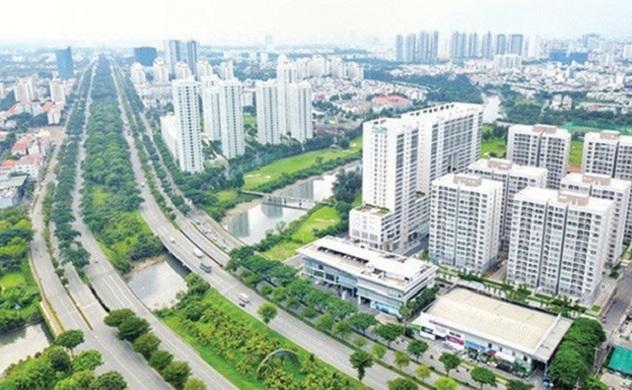 Sôi động thị trường bất động sản ven TP.HCM