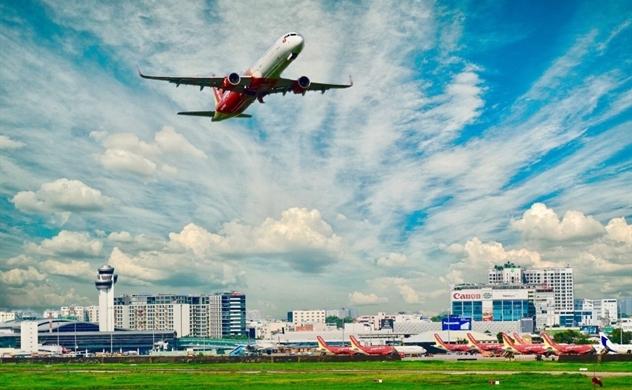 Vietjet: Doanh thu vận tải hàng không tăng mạnh 22%, tỉ trọng doanh thu quốc tế đạt tới 54%