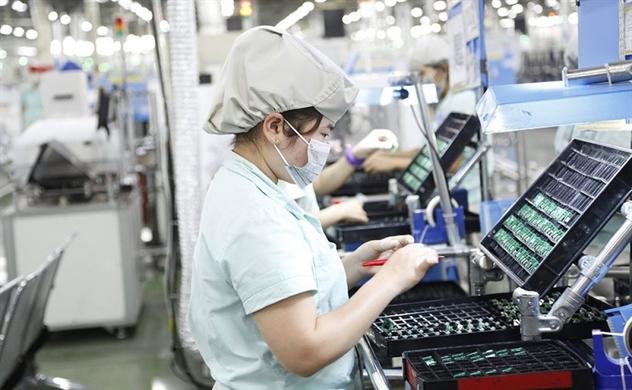 Xuất khẩu điện thoại, linh kiện đứng đầu bảng kim ngạch của Việt Nam trong 7 tháng